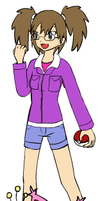 Me As A Pokemon Trainer by Ayleia-The-Kitty