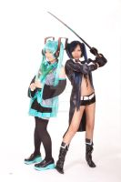 Vocaloid and BRS - 01 by SephiliaSin