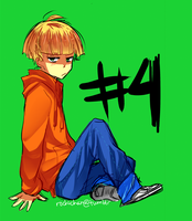 Numbuh 4 by rochichan