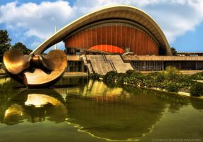 House of World Cultures-Berlin by pingallery