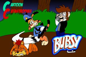CC Bubsy Title Card by Pembroke