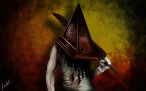 Silent Hill 2 Pyramid Head by Ranbooby