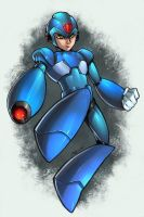 :: Megaman X :: by IvyBeth