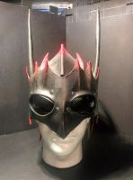 Gothic Batman style Cowl by PracticalApplication