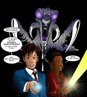 Doctor Who by MikeMcelwee