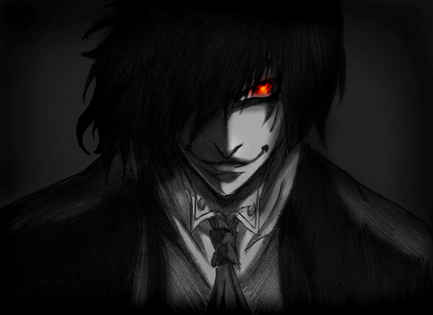 Alucard - Hellsing by rapperfree