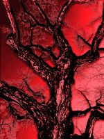 Tree of Death by Alonewithmyself