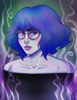 Neon Smoke by star-anise
