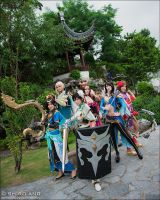 Dynasty Warriors 7 - 01 by shiroang