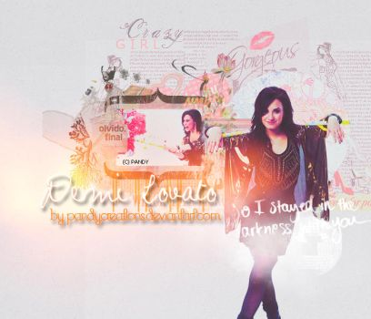 Demi lovato blend O2 by PandyCreations