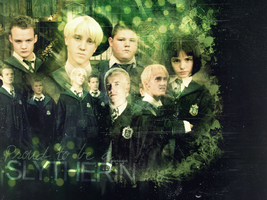 Proud to be a Slytherin by perdiunclip