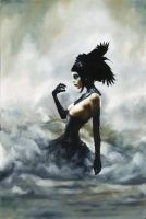 Well of Mnemosyne 2 by menton3