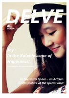 DELVE Mag Sept/Oct Issue 2012 by jenepooh
