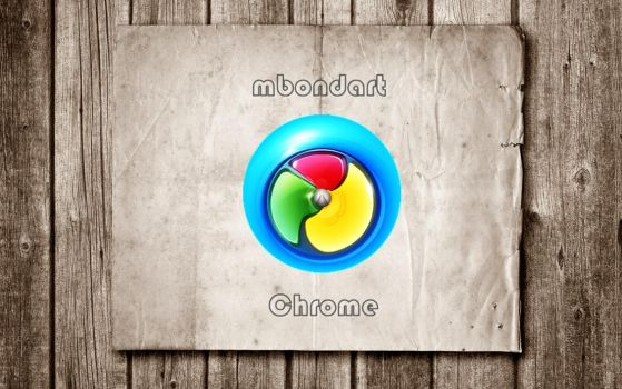 Google Chrome Icons by Brunette28