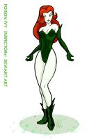 Poison Ivy by Inspector97
