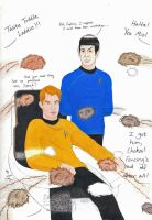 Tribble Wars by rat-patooty