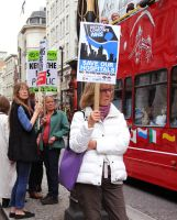 May 18th 2013 - Save the NHS: 45 by LouHartphotography