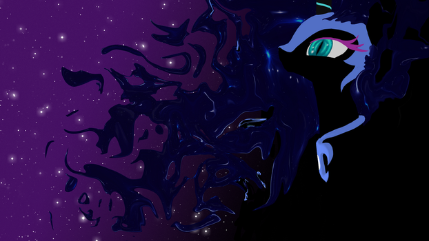 Nightmare Moon by NightmareMoooooon