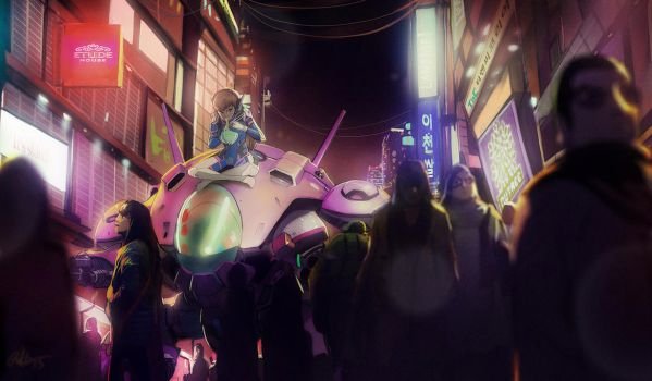 Street Chow by lord-phillock
