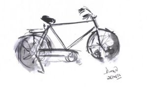 bicycle 4 by pnna