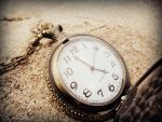Killing time by VelvetSilhouette