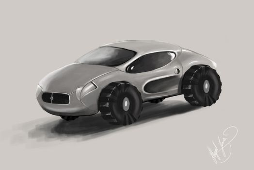 Daily Sketch - 029 by CreativeTouchArt