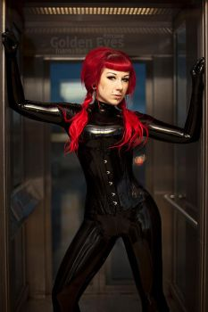 BlackLatex by ChibiWonderlandArt