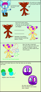 Party sona guide by 360dancingfish
