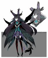 Dark Spirit  adoptable CLOSED by AS-Adoptables