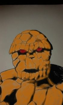 Ben Grimm - Thing by tono17