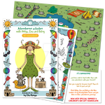It's SUMMERTIME - New Activity Book by painted-leaf