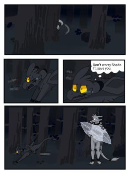 Realm Quest Chapter 1 Page 42 by EeveesAndDragons