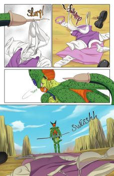 Cell Absorb Octavia final by o0Anoni-chan0o  by animehero64