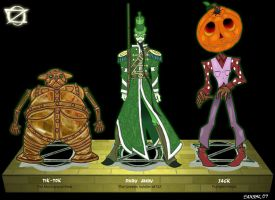 Citizens Of OZ by spicemaster