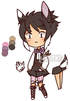 Fawn adopt (set price) CLOSED by remiita