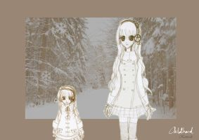 Childhood memory by Kanivah