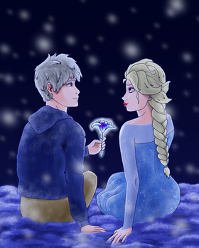 Icy Lovers by Goldencloud