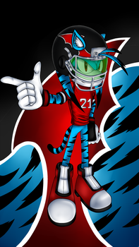Raimond Eyeshield 21 by antrax-fryze