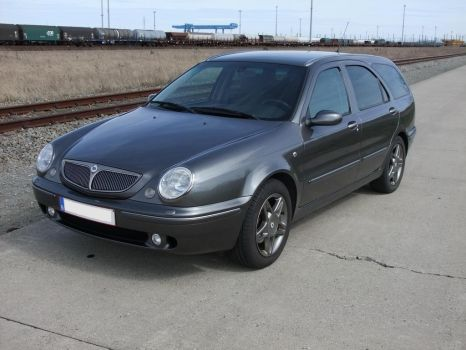 Lancia Lybra 2.4jd intensa by ghia73