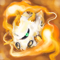 Larvesta Used Flame Charge