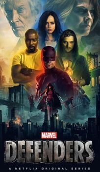 New Marvel's the Defenders Promo Poster by Artlover67