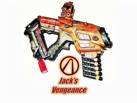 Jack's Vengeance Borderlands Bakground by KingMakerCustoms