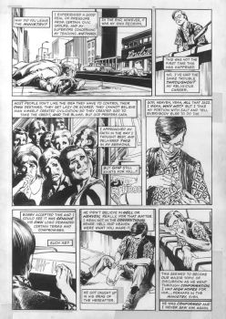 Thrillkill page by NealAdams
