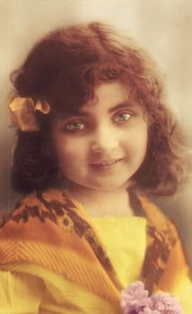 Vintage Little Girl by Tricia-92