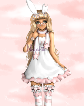 Heyitsraina (MSP) + SPEEDPAINT by Nalshie