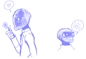 Daft Pchat by 1000butts