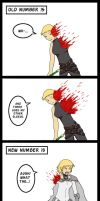 Claymore Ch 122 Old vs New by AiZhaoDao