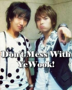 Don't mess with YeWook by qeefa