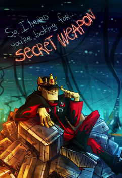 King of Motorcity by CoraOrvat