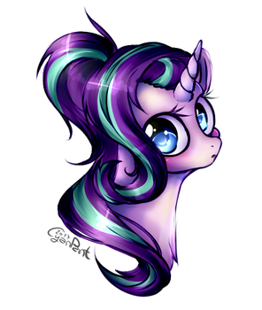 Starlight Glimmer by wolfchen999